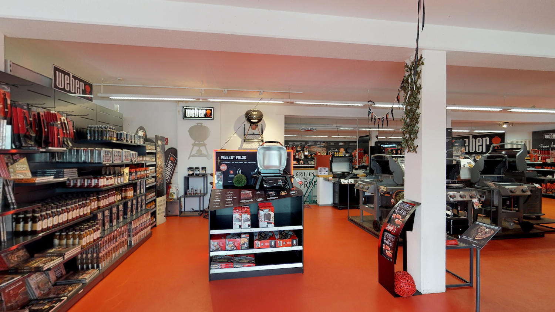 Weber Grill Ausstellung Rhein Main